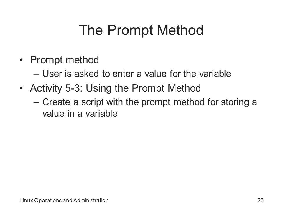 Bash Scripting Tutorial  Variables