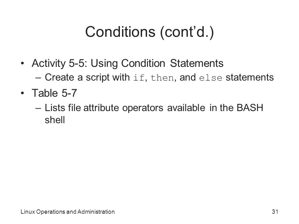 how to make if statement multiple conditions bash script