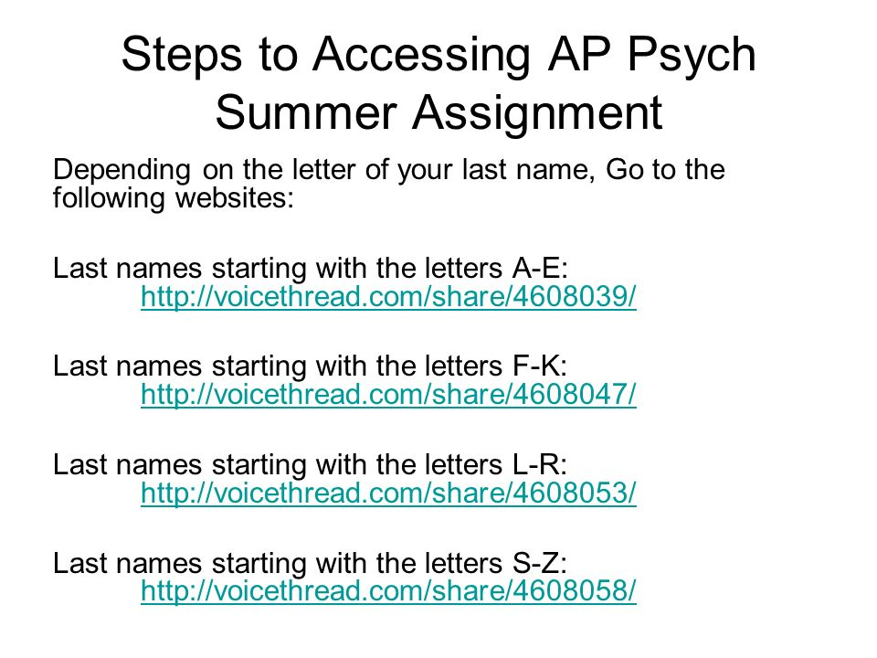 ap psychology summer enrichment Harvard-westlake summer program offers academic enrichment, study skills, test preparation, sports camps and arts camps for grades 4 – 12.