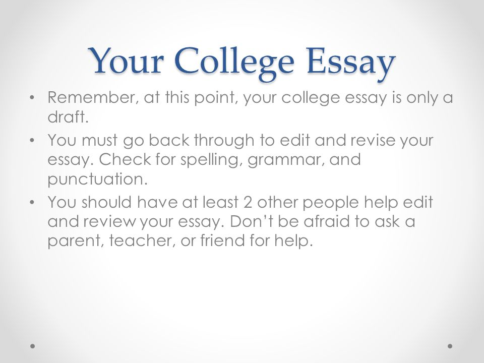 sparknotes college essays Top 147 successful college essays get into the college of your dreams we hope these essays inspire you as you write text shown on the statistical analysis.