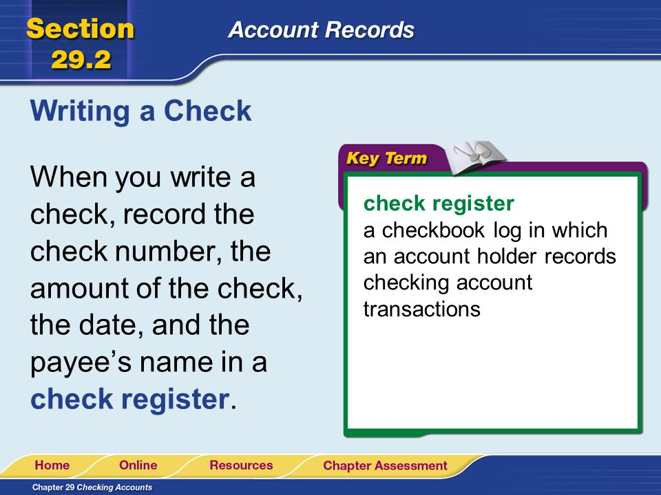 Online Check Registers  MayotteOccasionsCo