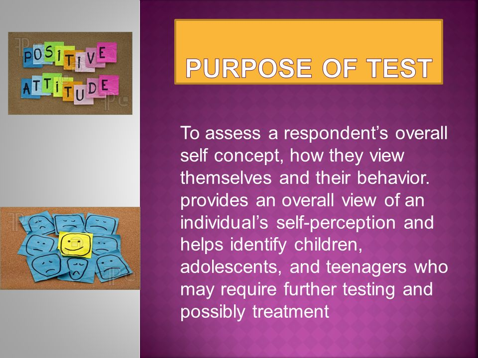 Self-Concept: Assessment and Intervention - ppt video online download