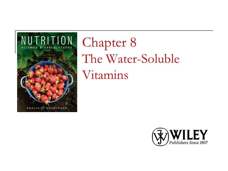 sci 241 fat and water soluble vitamins Here is a very easy way to remember water soluble vitamins without ever forgetting them- names, function, intake.