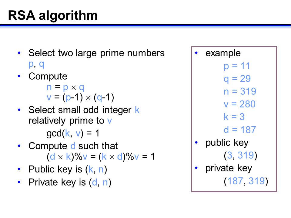 select appropriate encryption algorithms Implementing encryption with integration the second-tier encryption algorithms are appropriate for use in applications where you want to prevent select start.