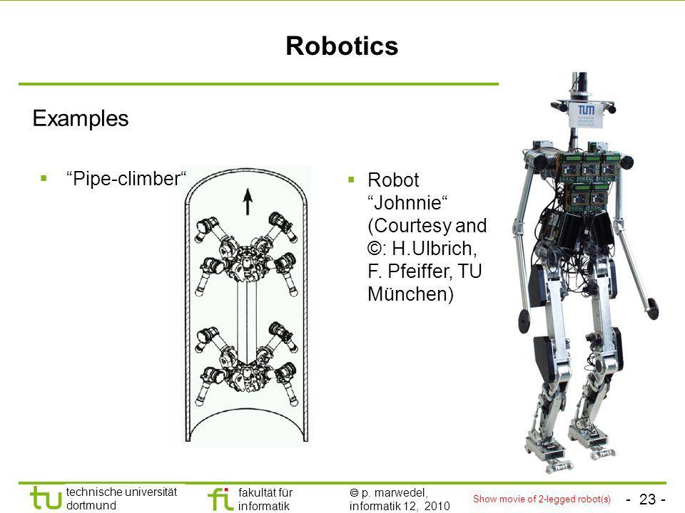 Robotics Examples Pipe-climber