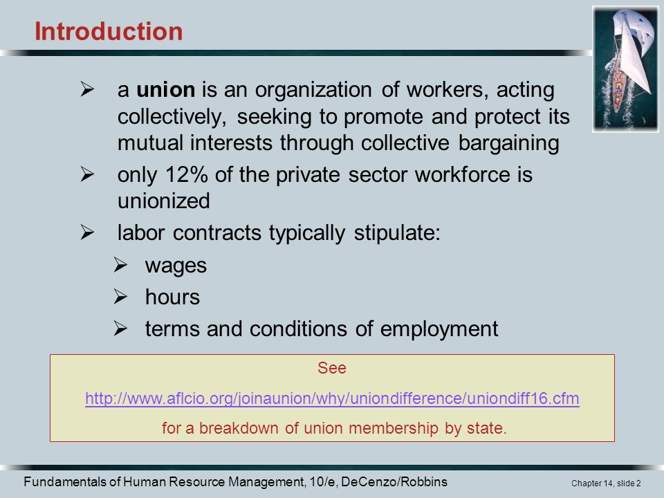 chapter 10 employment relations copy California government code chapter 103 - state employer-employee relations section 3512 it is the purpose of this chapter to promote full communication between the state and its employees by providing a reasonable method of resolving disputes.