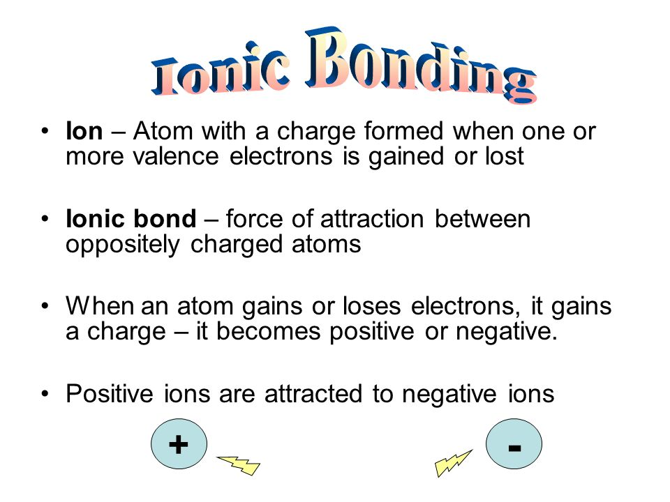 Chemical Bonding!. - ppt video online download