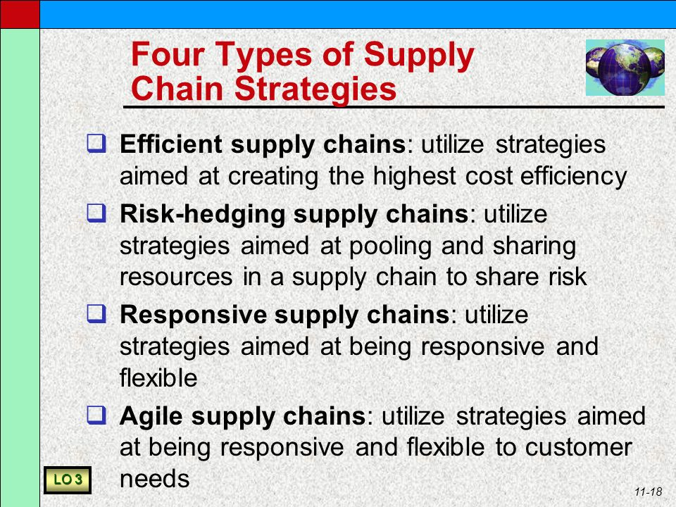 types of supply chain risk Mapping supply chain risk by network analysis of product platforms  the  smart supply chain network data structure [60] consists of two main types of.