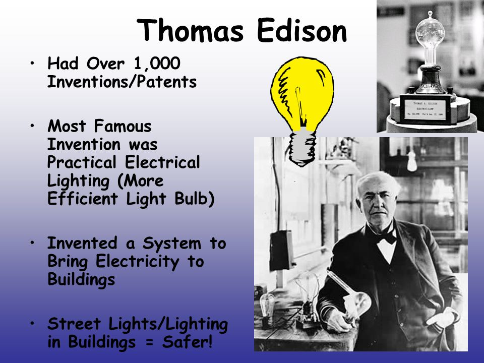 Frequently Asked Questions - Thomas Edison National ...