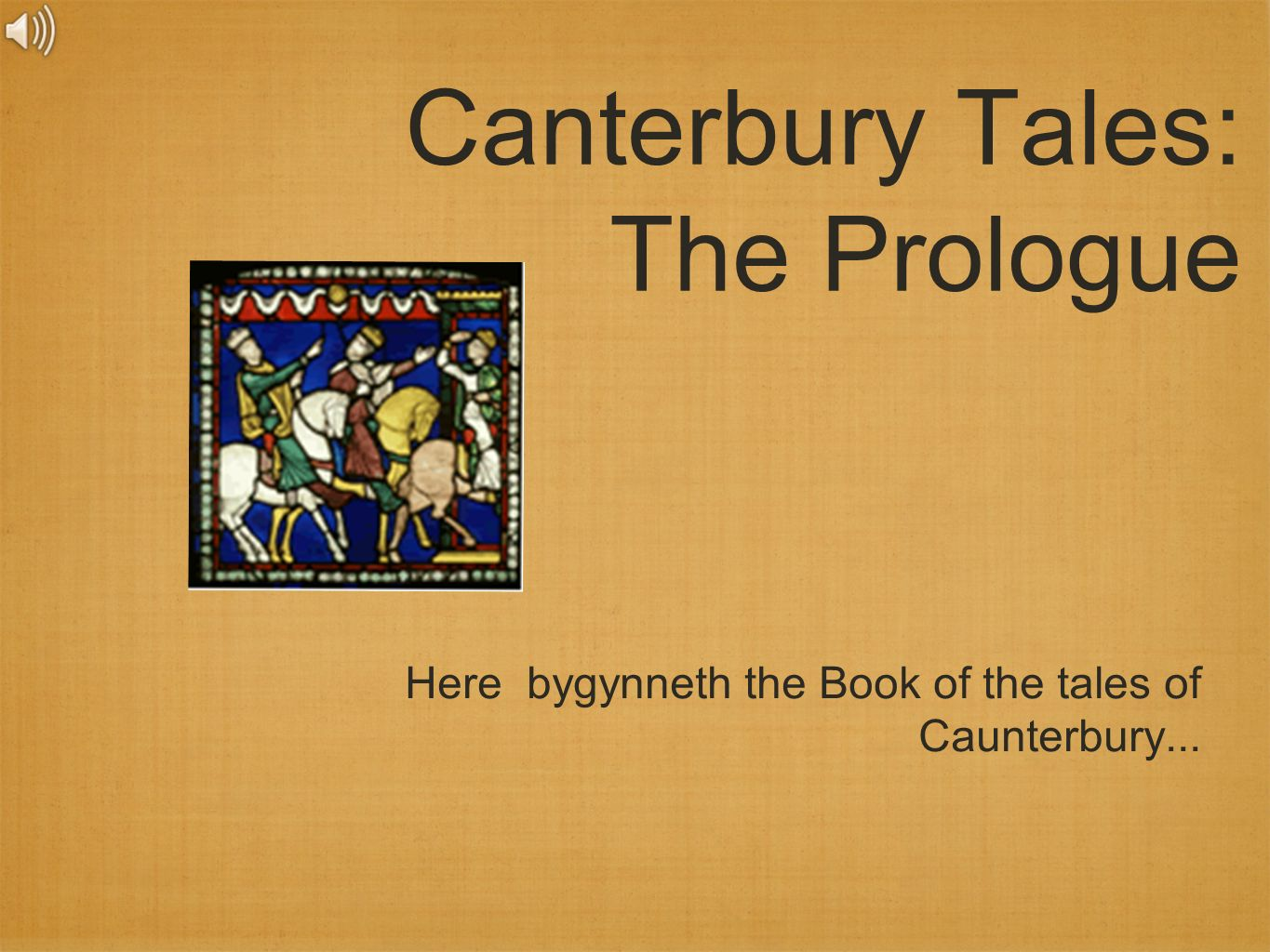 the use of irony in chaucer s canterbury tales free