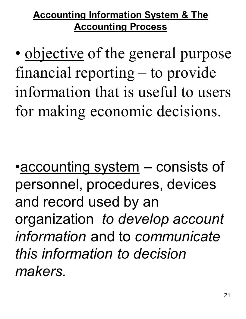accounting processes and procedures pdf