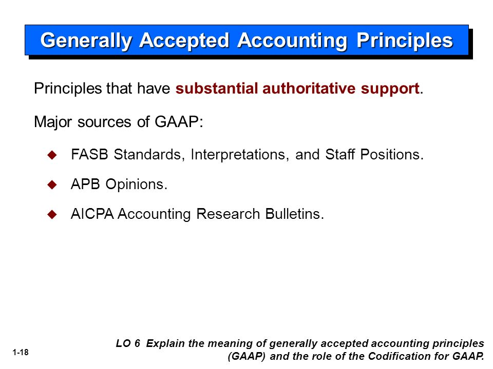 generally accepted accounting principles and economic In this lesson, you will learn about gaap standards, what they mean to accounting, and who establishes them my full name is generally accepted accounting principles my name the economic entity assumption means that any activities of a business must be kept separate from the activities of the business owner.