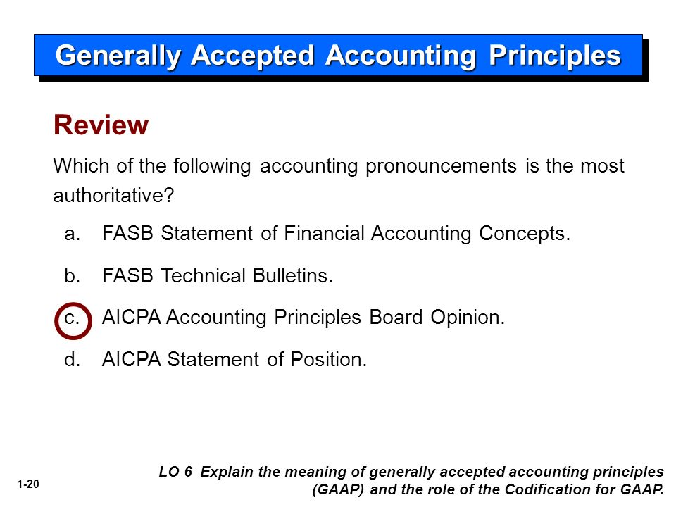 accounting framework general accepted accounting principles essay Accounting standards codification topic 105 (asc 105) is the only topic within the general principles area of the fasb accounting standards codification the main purpose of this topic is to define the authority of the accounting standards codification as the sole source of generally accepted accounting principles in the united states for.