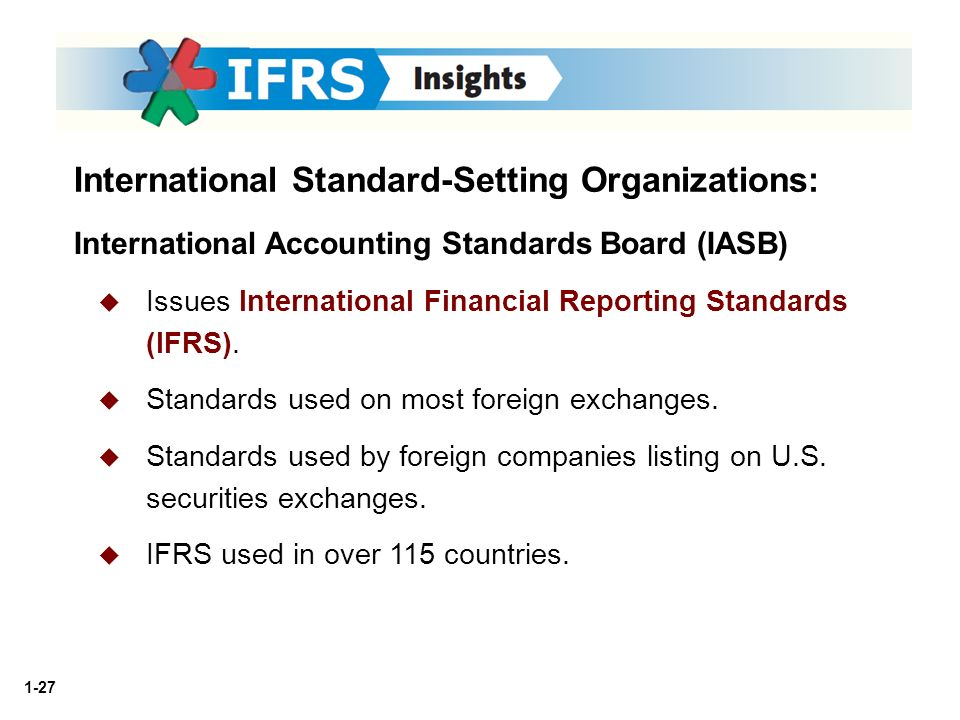 accounting standard setting The standard-setting structure used by the international accounting standards board is very similar to that used by the financial accounting standards board true the rules-based standards of ifrs are more detailed than the simpler, principles-based standards of us gaap.