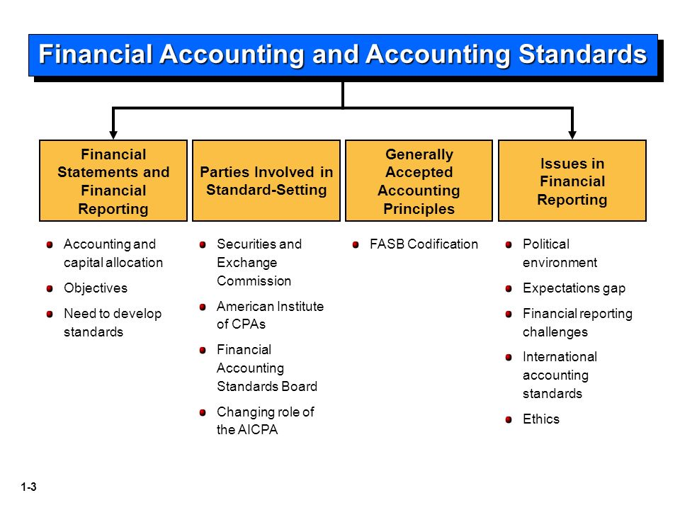 accounting principles financial reporting standards essay Principles-based accounting standards – international financial reporting  standards this fact is the result of the complexity and diversity of some situations ,.