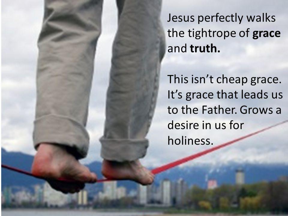 Jesus Walks In Someone S Shoes