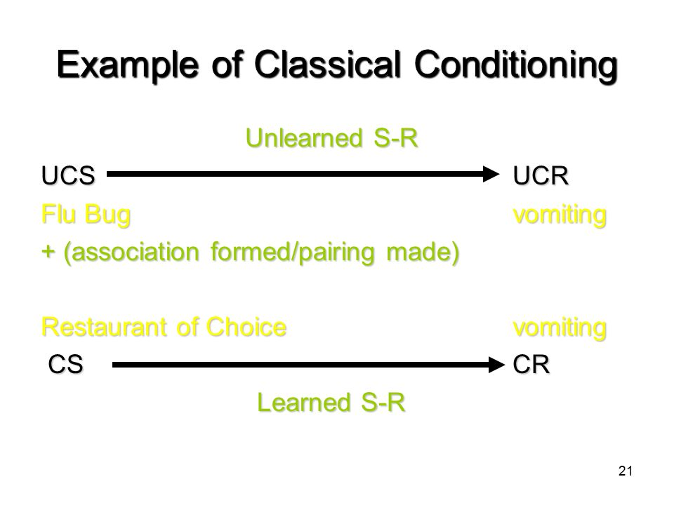 Classical Conditioning Module ppt download