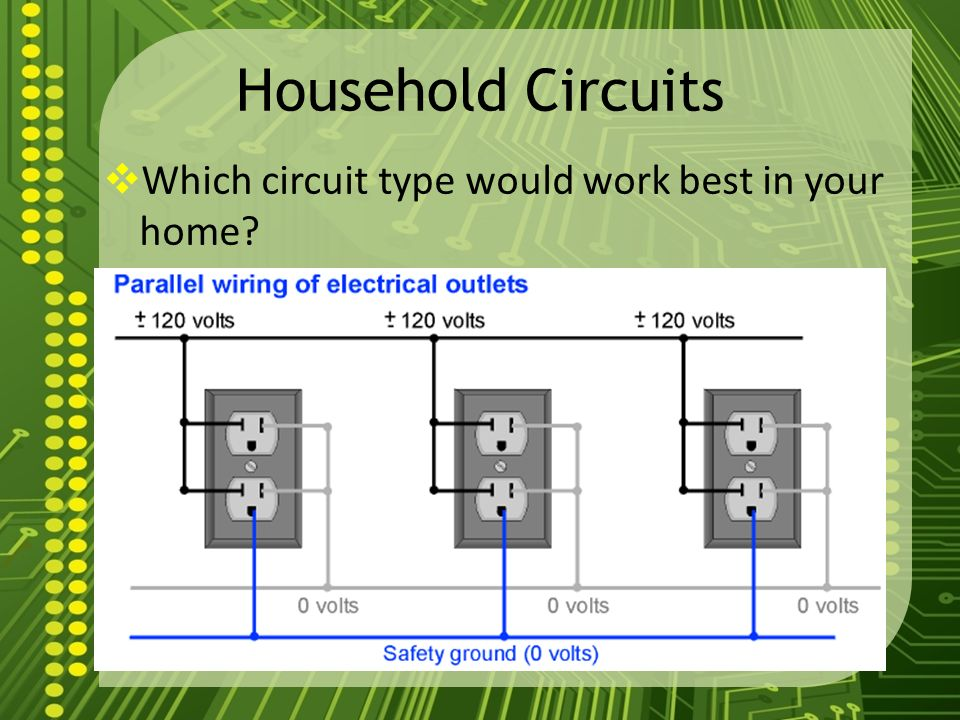 Wonderful Household Circuit Project Pictures Inspiration ...