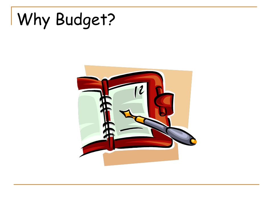 "why to budget A budget should be seen as a ""set of guidelines, not rules, based on the best forecasts at the time but always open to amendment as circumstances warrant"" (accounting at your fingertips, p 332)."
