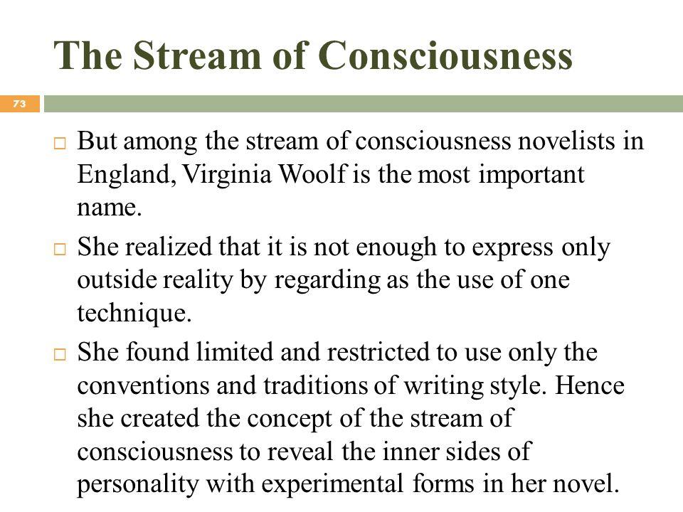 "stream of consciousness novel "" to the lighthouse""- stream of consciousness novel prepared by bhagirath khuman paper the modernist literature (ec-301) roll no 08 class m a sem-1 10/9."