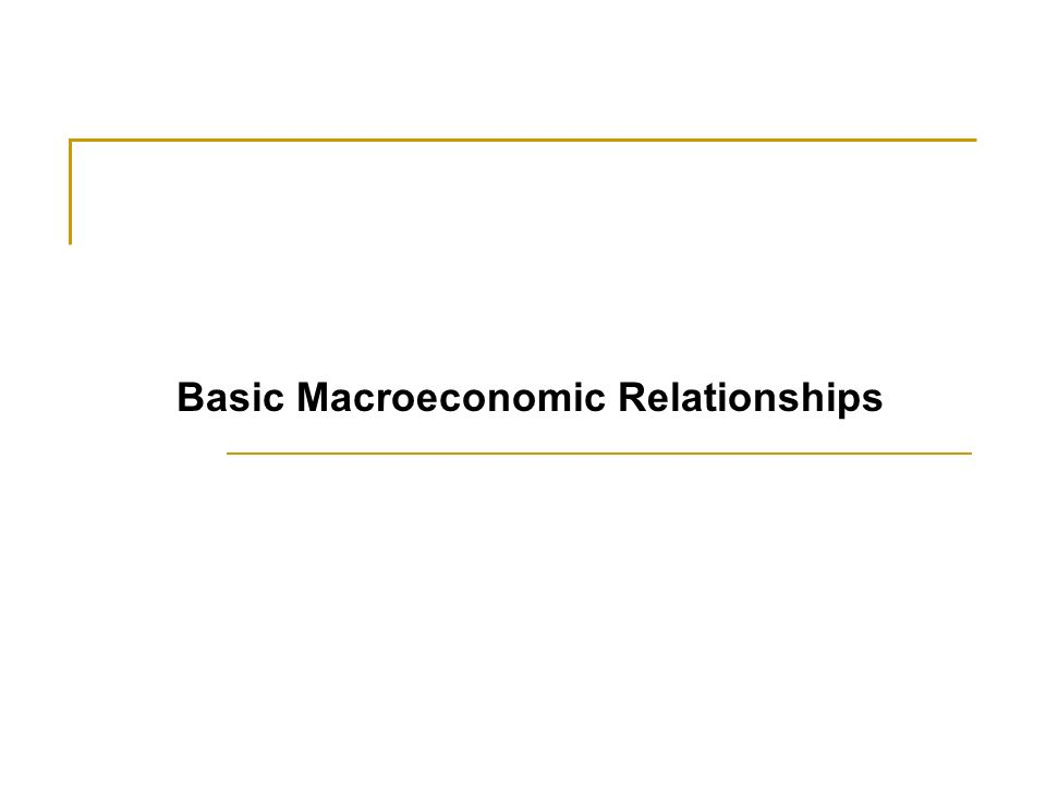 what are the basic determinants of investment explain relationship