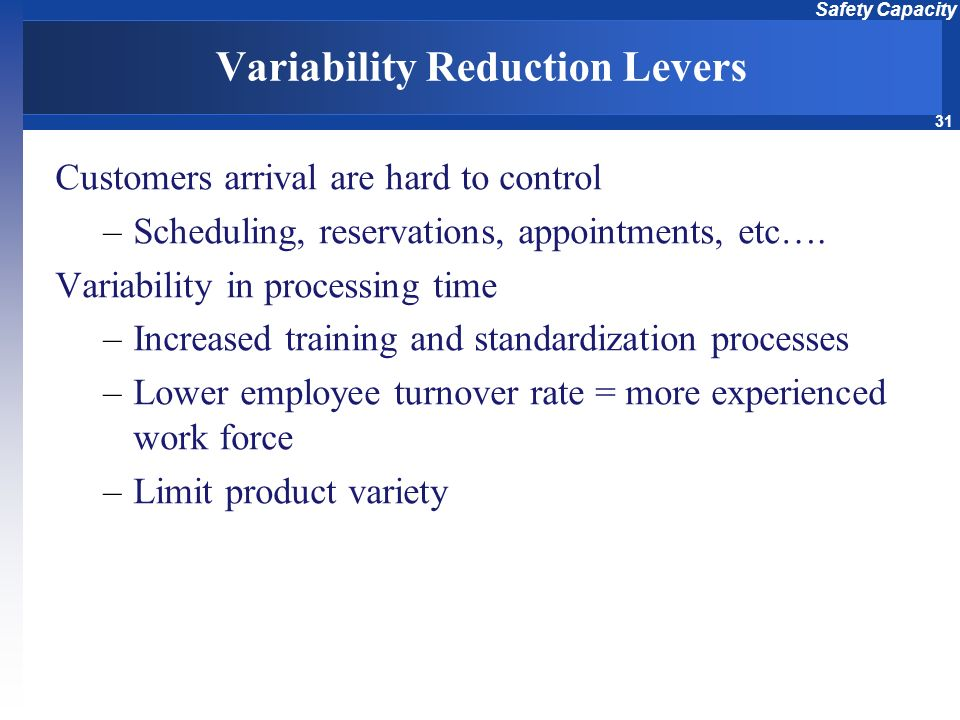 standardization and variety reduction pdf