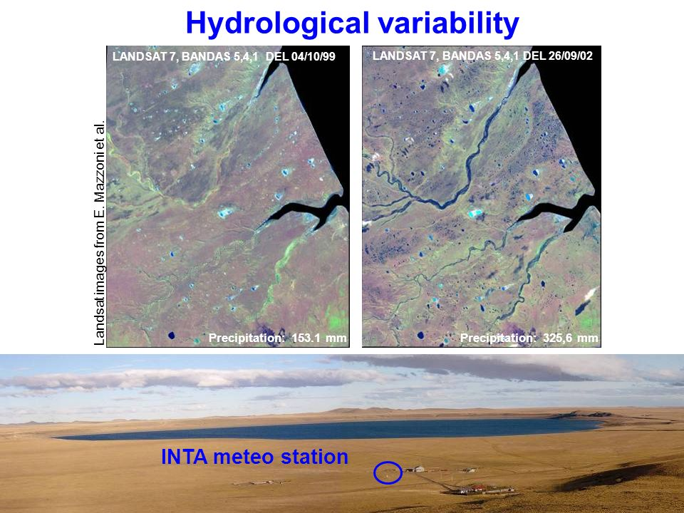 Hydrological variability