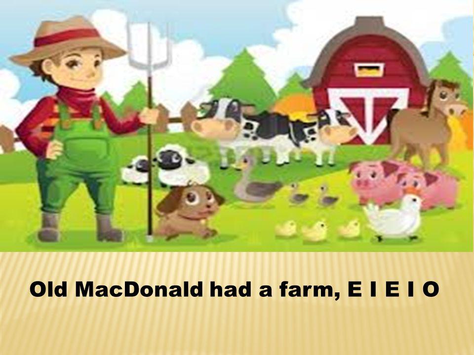 Old Mac Donald 63