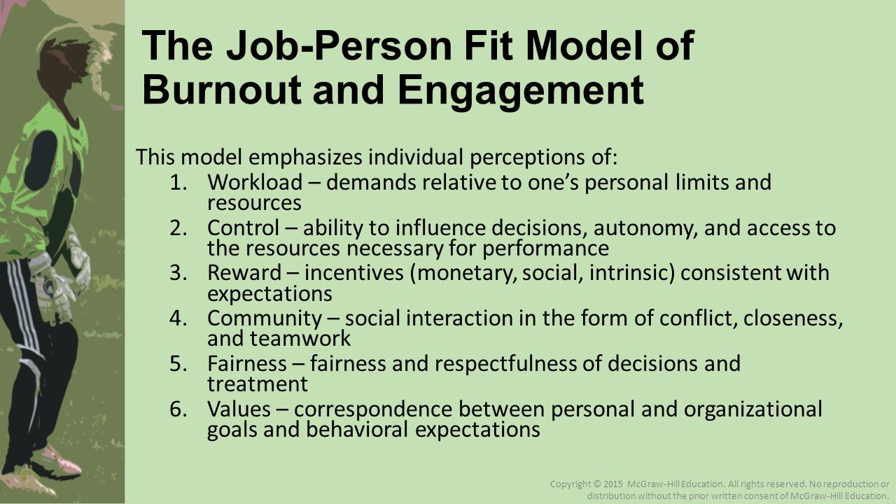person job fit versus person organization fit Person-organization fit and person-job fit research on person-organization (p-o)fit and person-job asking people to what degree they believe a fit.