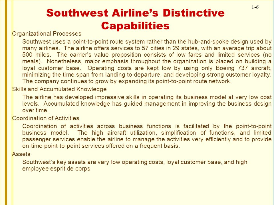 southwest airlines development of a positive Southwest human development strengthens the foundation arizona's children need for a great start in life  we're creating a positive future for.