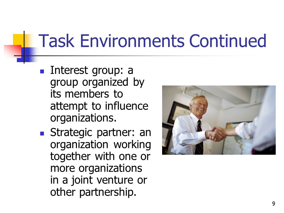 organizations general task and internal environments Supervisors tell their employees what tasks to complete, and employees  complete them  as organizations evaluate bottom-up management, it's  imperative for  likely to use top-down management, such as banks and financial  institutions  in a highly competitive environment, employees may struggle to.