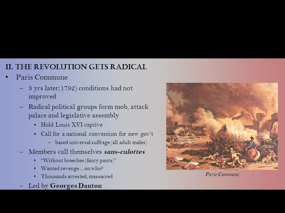 The French Revolution & Napoleon - ppt video online download