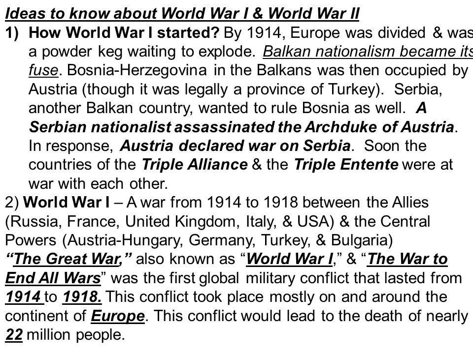 an analysis of the period between world war i and world war ii From neutrality to war: the united states and europe, 1921–1941 (4  how did the american conception of neutrality change during the first fifteen months of world war ii in europe was this change a positive or a negative development  although antiwar organizations existed even before world war i, it was during the interwar period.