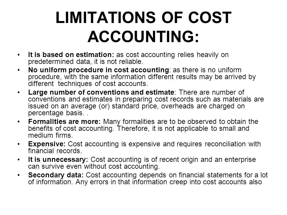limitation of accounting technique used Relevant to cat scheme paper 6 and professional scheme  subject to the limitations of historical cost accounting  accounting ratios are an important tool used.