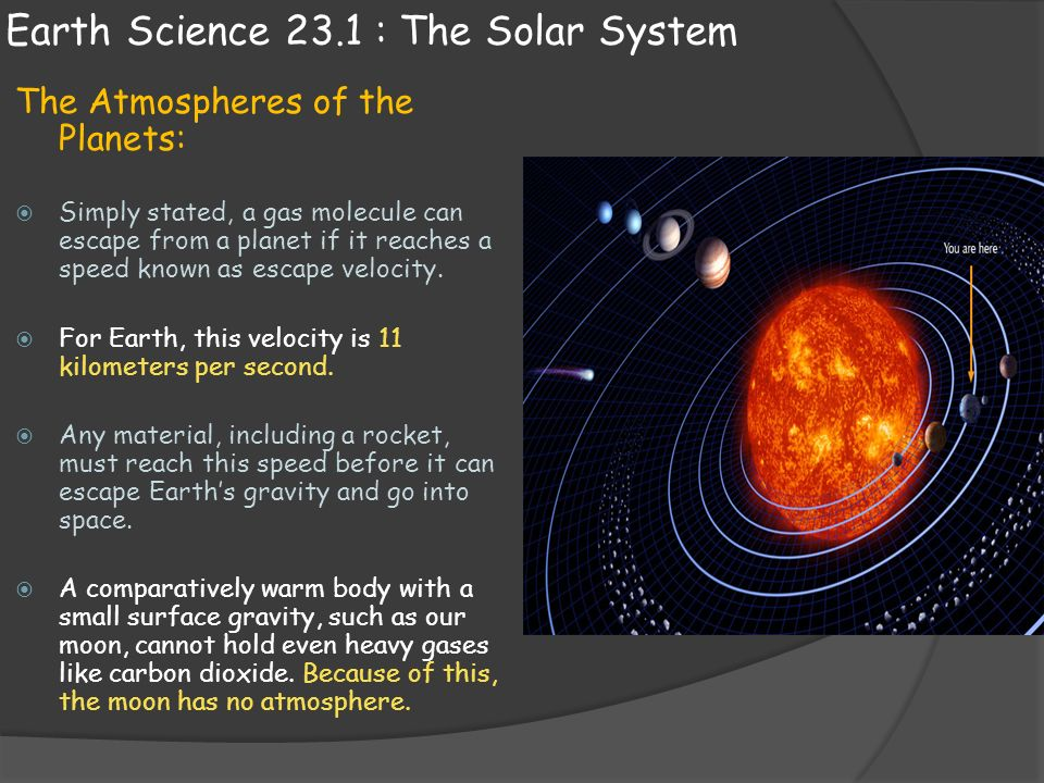 23.1 The Solar System The Solar System. - ppt video online ...