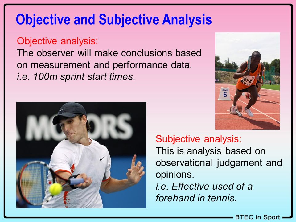 Technical Skills and Tactics in Sport - ppt video online ...