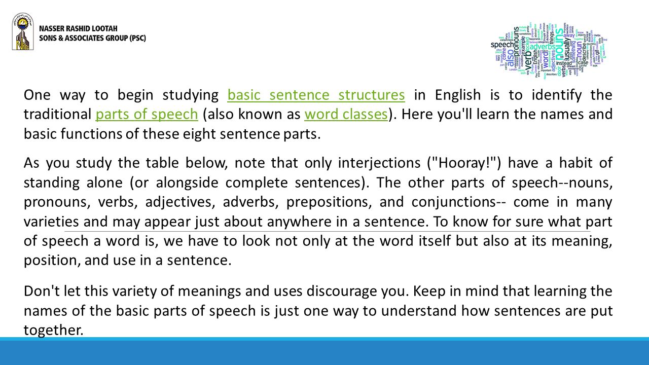 100+ Parts Of Speech Identification Online – yasminroohi