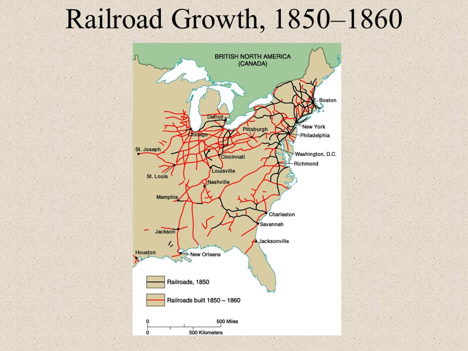 RAILROADNET View Topic Maps Showing Growth And Decline Of 1 What