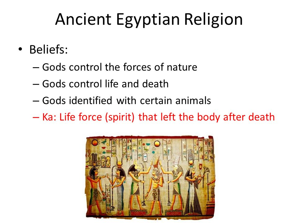 ancient egypts religion and literature on the afterlife Death and afterlife in ancient egypt  exception to common ancient beliefs about the afterlife was provided by ancient egypt  a considerable literature,.