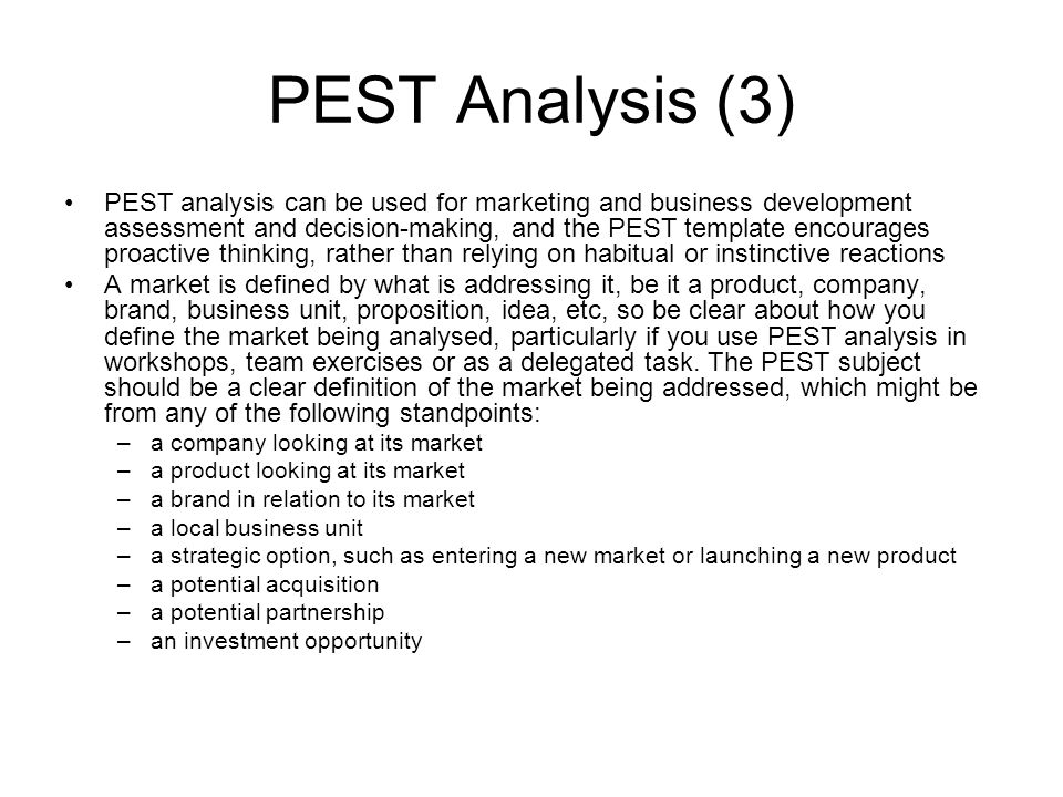 Swot and Pest Analysis For Cadbury's