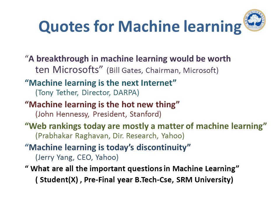 gate machine learning