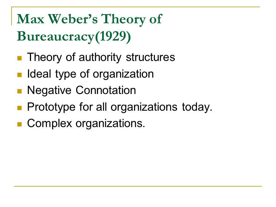 ideal types of authorities Tripartite classification of authority max weber distinguished three ideal types of legitimate political leadership, domination and authority he wrote about these three types of domination in both his essay the three types of legitimate rule which was published in his masterwork economy and society.