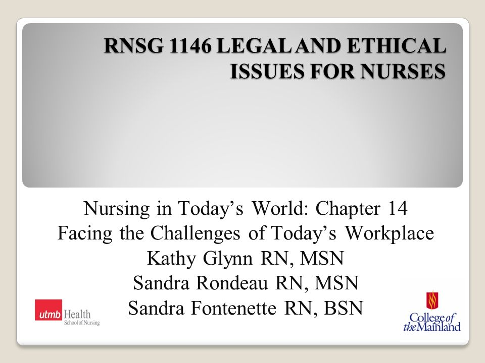 The Top Ethical Challenges for Nurses