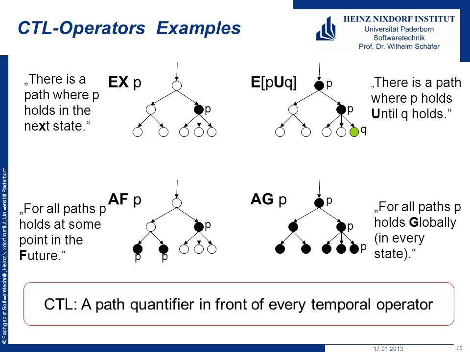 CTL-Operators Examples