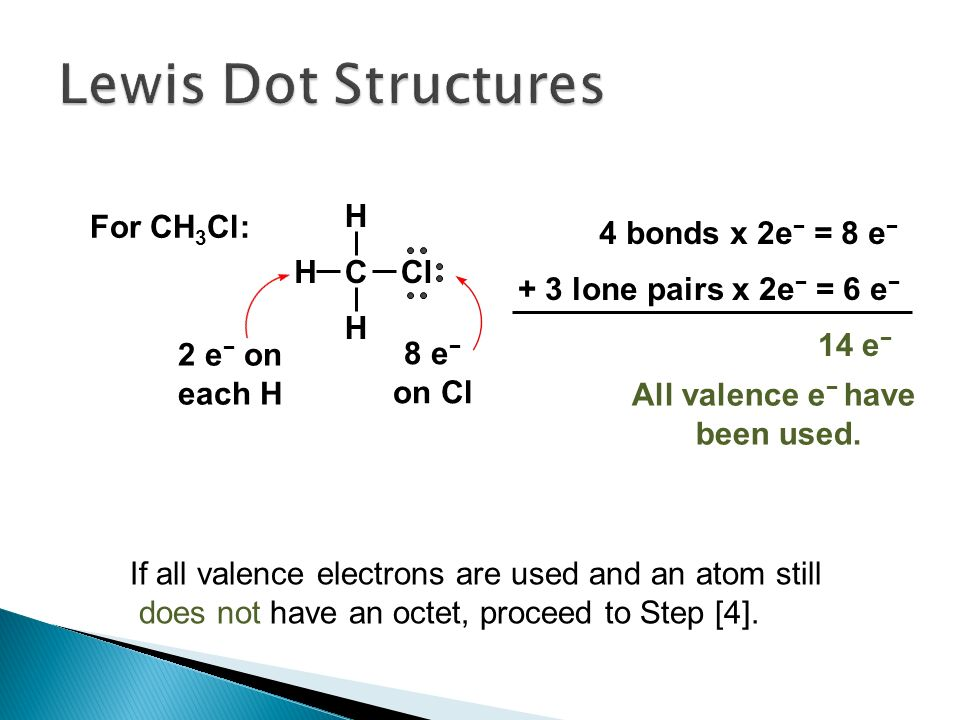 how to draw lewis dot structures for molecular compounds