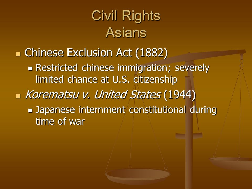 discrimination of japanese immigrants in united states Japanese american history is the history of japanese americans or the history of  ethnic japanese in the united states people from japan began immigrating to  the us in significant numbers  japanese immigration to the americas started  with immigration to hawaii in the first year of the meiji period in 1868.