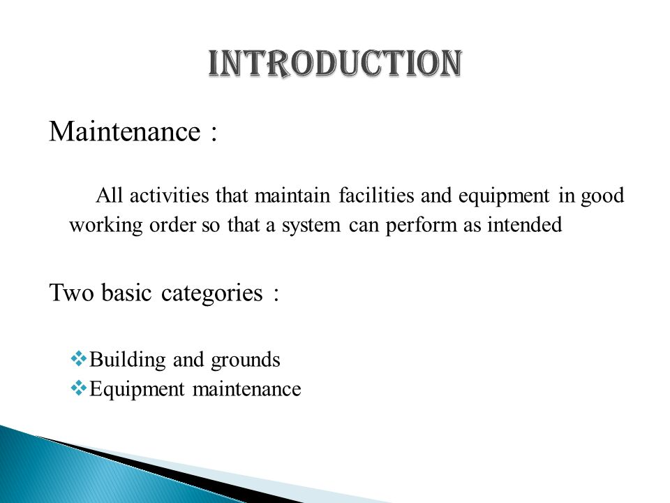 introduction building service Facilities maintenance engineer contact us  facm 103 electrical service 4 facm 104 introduction to blueprint reading 5  facm 113 introduction to building.
