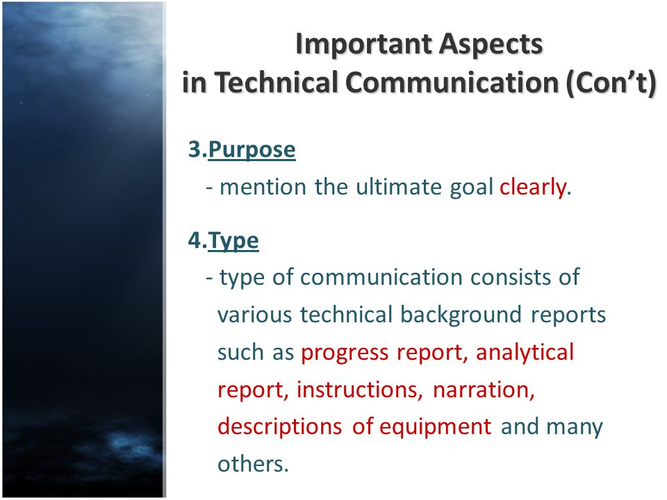 purpose of report writing in business communication Business writing is a type of professional communication—such as memos, reports, and emails—used to communicate with internal or external audiences  is never frivolous: it always seeks to achieve a specific purpose.
