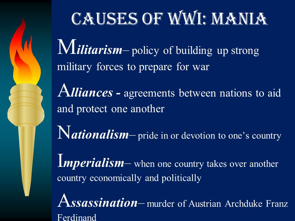 "WWI: ""The War to End All Wars"" - ppt download"