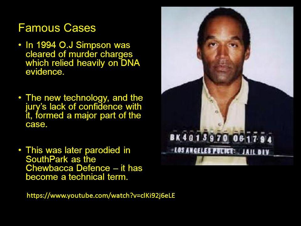 Oj Simpson Dna Evidence DNA profiling- K...